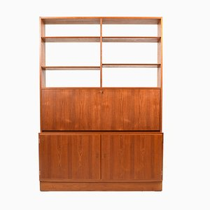Danish Bookcase by Poul Hundevad, 1960s