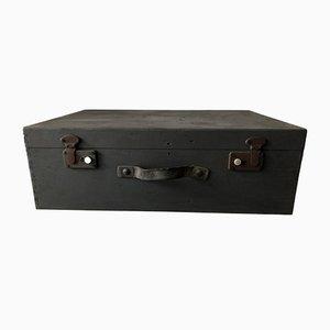 Französischer Vintage Koffer aus Holz