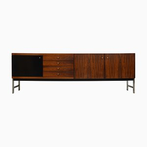 Mid-Century Rosewood Minimalist Sideboard from Fristho, 1960s