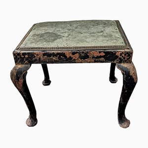 Antique Chinoiserie Stool