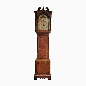 Antique George III Long Case Clock from Joseph Walker