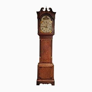 Lange antike George III Uhr von Joseph Walker