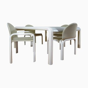 Mid-Century Orsay Dining Set by Gae Aulenti for Knoll International