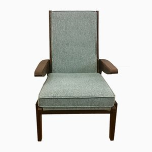 Mid-Century FS 115 Lounge Chair from Free-Span, 1950s