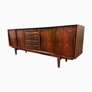 Danish Rosewood Sideboard by Arne Vodder for Dyrlund, 1960s