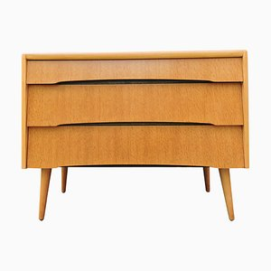 Oak Three Drawer Chest by Avalon Yatton for Nathan, 1960s