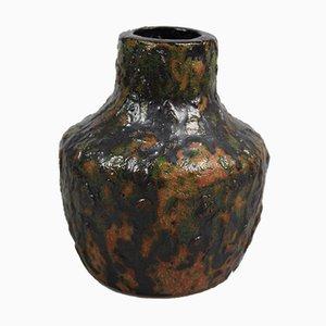 Jarrón de cerámica de Pieter Groeneveldt Aardewerkfabriek, años 30