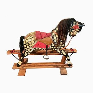 Rocking Horse from Collision, 1950s