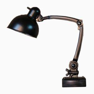 Gegliederte No. 6716 Lampe von Kaiser Idell, 1930er