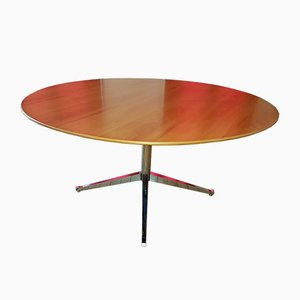 Round Dining Table by Florence Knoll Bassett, 1994