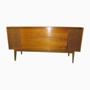 Vintage Stereo Cabinet from Grundig, 1960s