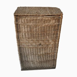 Vintage Farmhouse Basket, 1940s