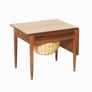 Sewing Table by Johannes Andersen for Silkeborg, 1960s