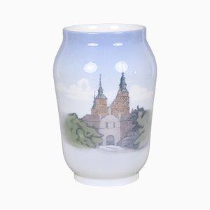 Vase Modèle 4567 Peint à la Main de Royal Copenhagen, 1970s