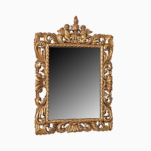 Antique Italian Florentine Mirror