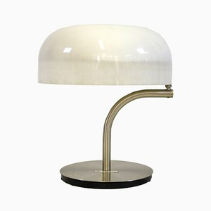 Vintage Italian Table Lamp by Giotto Stoppino for Valenti Luce, 1970s