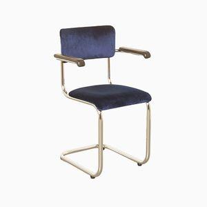 Chaise à Structure Tubulaire de Tubax, 1950s