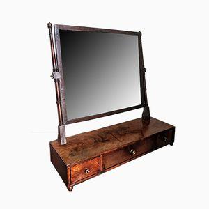 Antique Regency Dressing Mirror