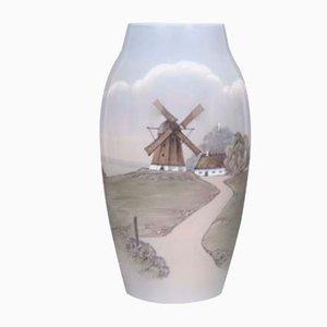 Vintage Modell 8695-243 Vase von Bing & Grondahl