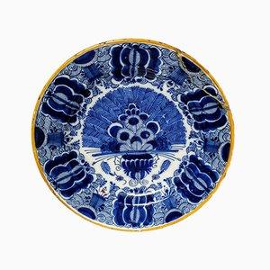 Großer dekorativer niederländischer Teller