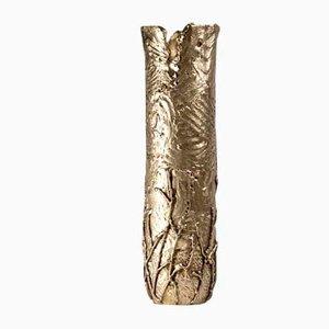 Vase Autumn Inspiration en Laiton de Dal Furlo