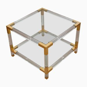 Plexiglas Coffee Table by Charles Hollis Jones, 1960s