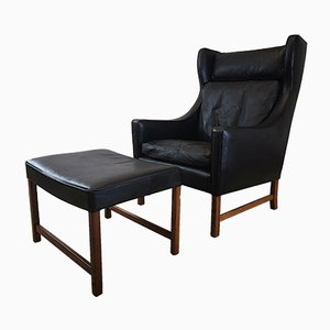 965H Lounge Chair by Fredrik Kayser for Vatne, 1960s