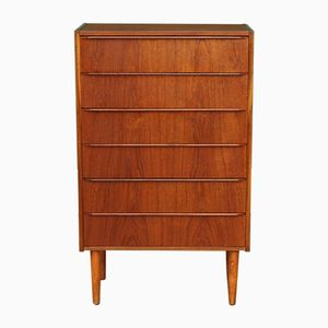 Mid-Century Danish Minimalist Chest of Drawers