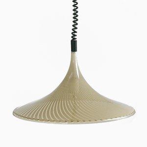 Lampe à Suspension Vertige Vintage de Meblo, 1970s
