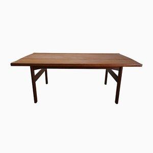 Table Basse en Teck Massif par Tove & Edvard Kindt-Larsen, 1960s