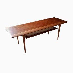 Table Basse Mid-Century par Peter Hvidt & Orla Mølgaard-Nielsen, 1960s