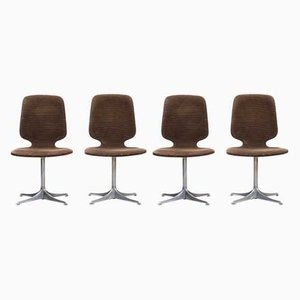 Model Sedia Dining Chairs by Horst Brüning for COR, 1960s, Set of 4