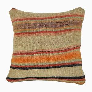 Housse de Coussin Kilim Tissé à la Main de Vintage Pillow Store Contemporary