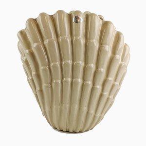 Vase Seashell par Vicke Lindestrand pour Upsala Ekeby, Suède, 1950s