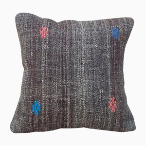 Grainsack Kelim Kissenbezug von Vintage Pillow Store Contemporary