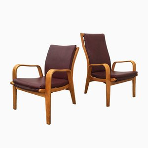 Vintage FB05 & FB06 Lounge Chairs by Cees Braakman for Pastoe, Set of 2