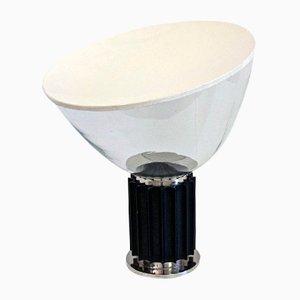 Lampada da tavolo Taccia di Fratelli Castiglioni per Flos, anni '70