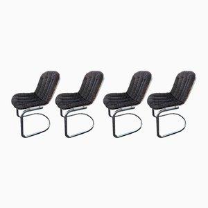 Vintage Stühle von Gastone Rinaldi, 1970er, 4er Set