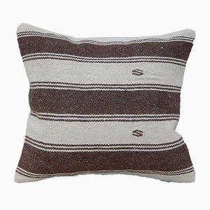 Marokkanischer Sham Kelim Kissenbezug von Vintage Pillow Store Contemporary