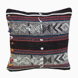 Großer Kelim Kissenbezug mit Bohemien-Muster von Vintage Pilllow Store Contemporary