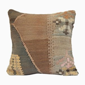 Bohemian Patterned Kilim Pillow Cover from Vintage Pillow Store Contemporary