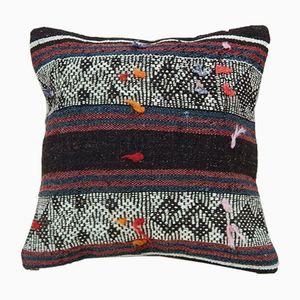 Grand Housse de Coussin Kilim de Vintage Pillow Store Contemporary