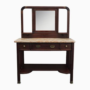 Antique Dressing Table by Alberto Issel, 1910s