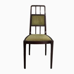 Mahogany Dining Chair by Alberto Issel, 1910