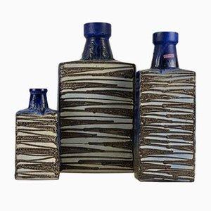 Vases Vintage de Scheurich, Set de 3