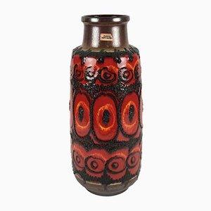 Vase de Sol Vintage de Scheurich, Allemagne de l'Ouest