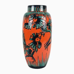 Large Vintage Floor Vase from Scheurich