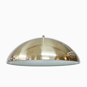 Swedish T-29 Brass Pendant Lamp from Bergboms, 1960s