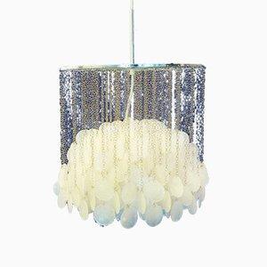 Vintage FUN 13 Deckenlampe von Verner Panton für J. Lüber AG