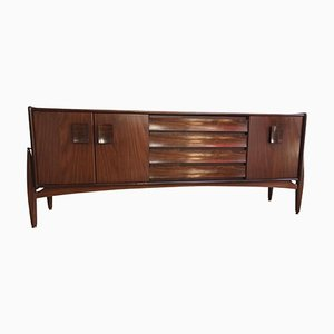 Mid-Century Teak Sideboard from Elliot's of Newbury, 1960s